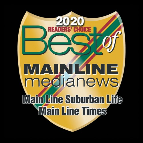 2020 Readers Choice Best of the Main Line Award